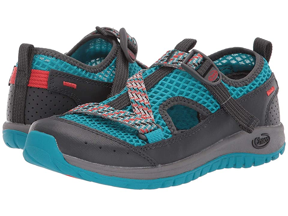 Chaco Kids Odyssey (Toddler/Little Kid/Big Kid) (Teal) Kids Shoes