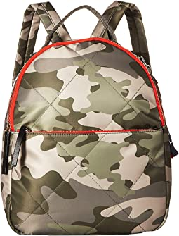 Kensington Camo Nylon Backpack