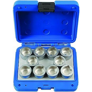 Range Rovar 2002-2012 with 20 alloys ONLY Heyner Germany Locking Wheel Nuts Set 4 Removal Key Car Security Locks Anti-theft 863//5-RR M14x1.5