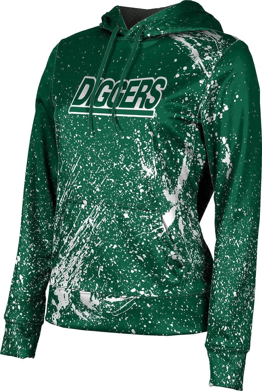 ProSphere Montana Tech of The University of Montana Girls' Pullover Hoodie, School Spirit Sweatshirt (Splatter)