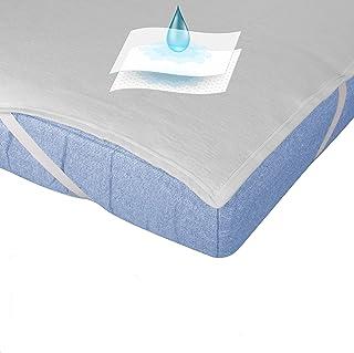 Sleepssential | wodoodporny ochraniacz na materac klasy premium 90 x 200 | nakładka na materac, wyprodukowana w Niemczech...