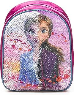 Frozen 2 Mochila con lentejuelas 24 cm Reversible Anna