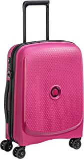 Delsey Belmont Plus Cabin Luggage One Size Pink
