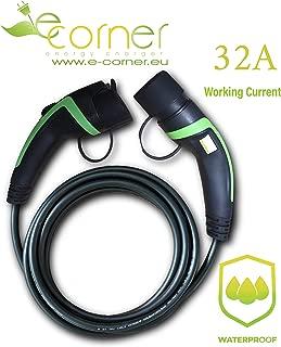 32A Carica Maniglia per la Ricarica dei Veicoli Elettrici con CE EV Cables EVP001-F Certificati TUV