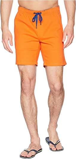 Mr. Swim Chino Elastic Shorts