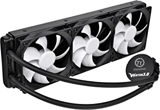 Thermaltake Wasser 3.0Ultimate 360mm AIO Spinnangler Liquid Cooling System..