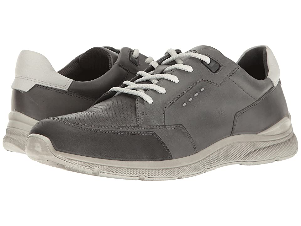 ECCO Irondale Neo Sneaker (Moonless/Titanium) Men