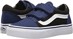 Vans Kids - Old Skool V (Little Kid/Big Kid)