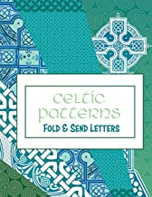 Celtic Patterns: Fold and Send Letters