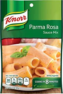 Knorr Sauce Mix Creamy Pasta Sauce For Simple Meals and Sides Parma Rosa No Artificial Flavors 1.3 oz