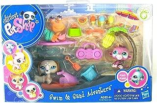 Littlest Pet Shop Swim and Sand