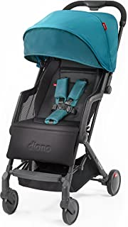 Diono Traverze, The Original Airplane Stroller, Teal