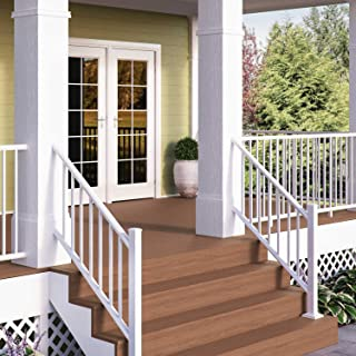 Best black stair railing Reviews
