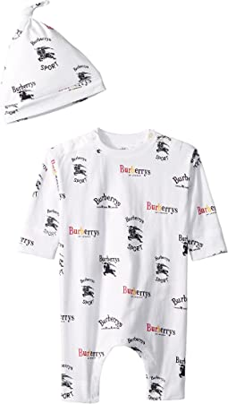 Burberry Logo ACABW Set (Infant)