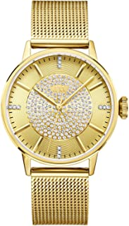 JBW   Watch  Display and  Strap J6339A_Gold