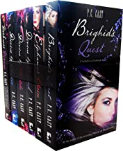 P.C. Cast 6 Books Collection Pack Set RRP: £41.94 (Darkness Divine, Divine By Choice, Divine by Mistake, Divine by Blood, Elphame's Choice, Brighid's Quest)