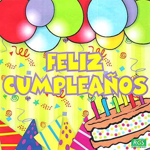 Feliz Cumpleaños by Various artists on Amazon Music - Amazon.com