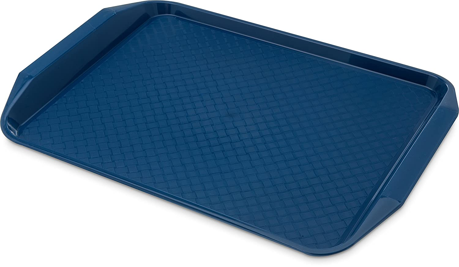 Carlisle CT121714 Ranking TOP4 Cafe Handled Plastic Fast Cafeteria Tray Food Max 79% OFF