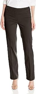 SLIM-SATION Women's Pull-On Relaxed Leg Pant