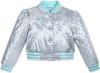 Elsa Varsity Jacket for Girls Multi
