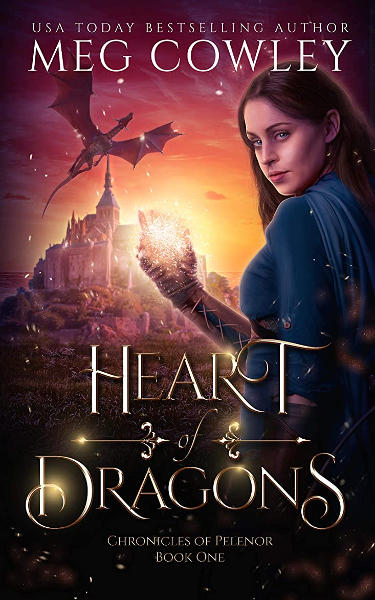 花瓶実施する最終的にHeart of Dragons: A Sword & Sorcery Epic Fantasy (Chronicles of Pelenor Book 1) (English Edition)
