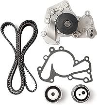 SCITOO Timing Belt Water Pump Kit Fits Hyundai Kia Sportage 2.5L 2.7L V6 DOHC G6BA G6BV