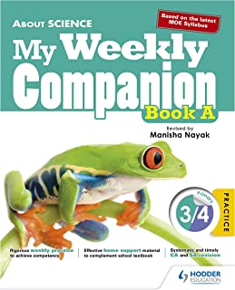 About Science: My Weekly Companion Primary 3/4 (Book A)