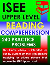 isee upper level math problems