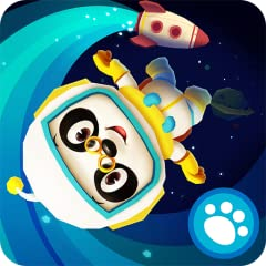 Customize your own space ship Explore the stars! Meet and play with cute aliens! Collect plants to feed to aliens for tons of different reactions! Dozens of activities to discover-repair space ships, take care of your astronauts, and more! Play in ze...