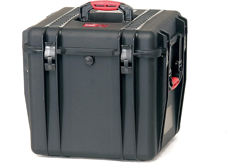 HPRC 4400E Hardcase (TX01 Material, 74 Liter Volumen, ohne Inhalt) schwarz