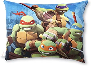 Nickelodeon Teenage Mutant Ninja Turtles Plush Bed Pillow