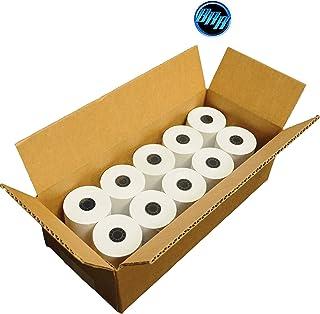 "Shrink Wrap (10) 3 1/8"" x 230` Thermal Paper Cash Register POS Paper Rolls for Clover Citizen Star Micronics Printer Paper Bpa Free 318230 - BuyRegisterRolls"
