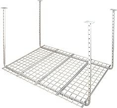 HyLoft 50175-10 60-Inch by 45-Inch Pro Ceiling Mount Shelf, White