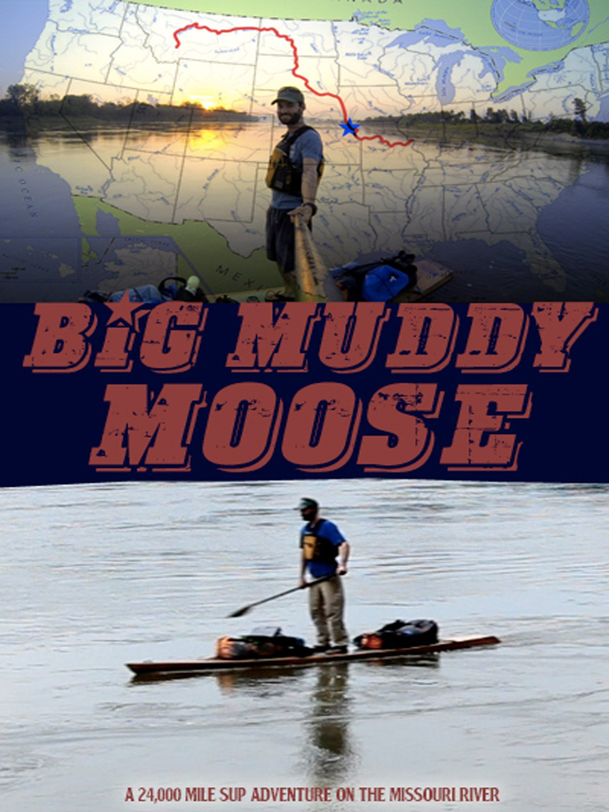 Big Muddy Moose Scott Mestrezat