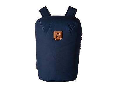 Fjallraven Kiruna Backpack (Navy) Backpack Bags