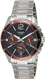 Casio Mens Watch Analog Business Quartz Watch (Imported) MTP-1374D-5A