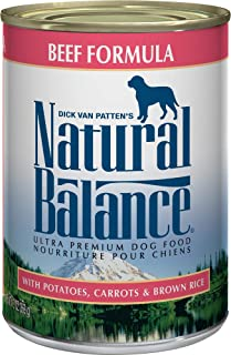Natural Balance Ultra Premium Wet Dog Food