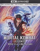 Mortal Kombat Legends: Battle of the Realms [Blu-ray]