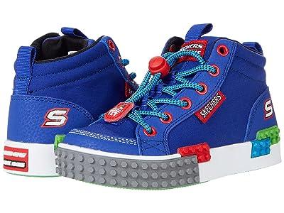 SKECHERS KIDS Sport Kool Bricks 402223L (Little Kid/Big Kid)
