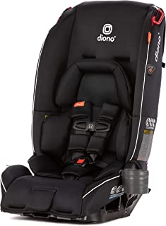 Diono 2019 Radian 3RX All-in-One Convertible Car Seat, Black