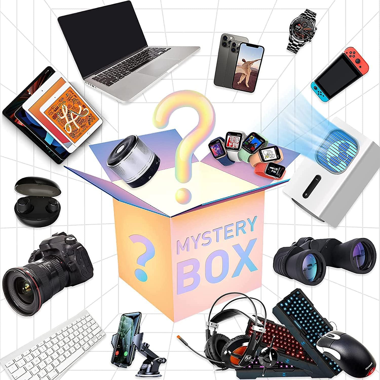 Mystery Box Free Shipping Cheap Bargain Gift Electronics Boxes Birthday Surprise Random Superlatite