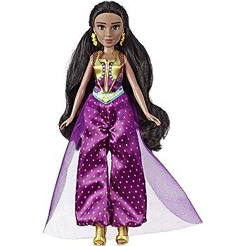 Amazon Com Disney Princess Jasmine Fashion Doll With Gown Shoes