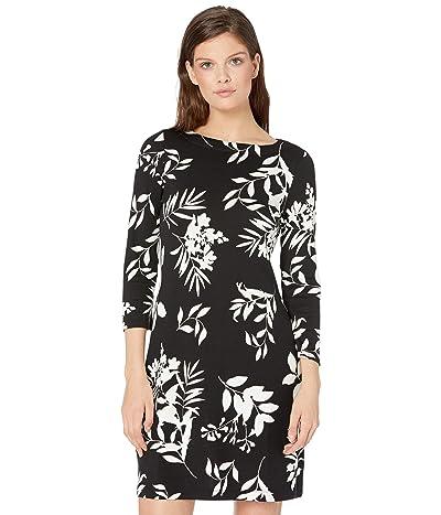 Tommy Bahama Off Tropic 3/4 Sleeve Dress Women