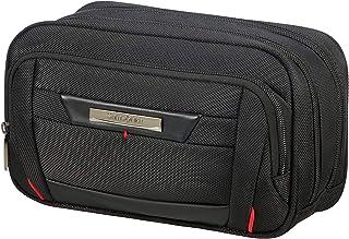 SAMSONITE Pro-DLX5 Cosmetic Cases - Horizontal Toiletry Bag, 24 cm, Black