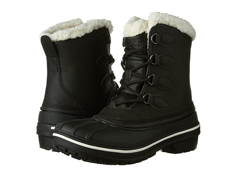 Crocs AllCast II Boot (Black) Women