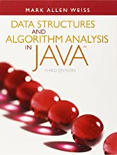 Best data structures and algorithm analysis in java 3rd edition Reviews