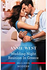 Wedding Night Reunion in Greece (Passion in Paradise) Kindle Edition