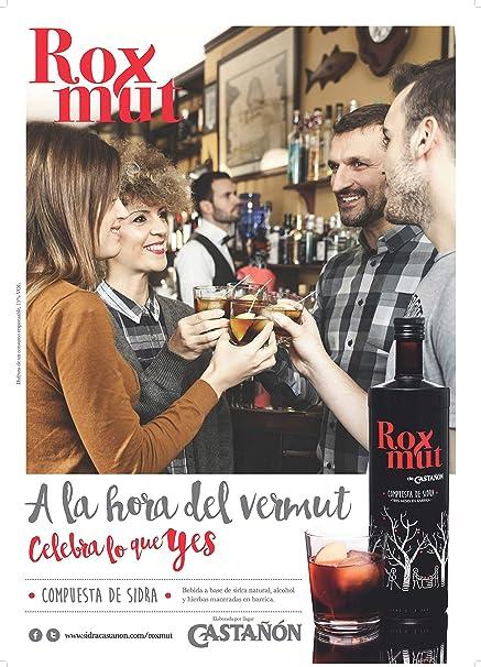 ROXMUT Vermú de Sidra Cider Vermouth (1 x 1L)