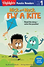 Nick and Nack Fly a Kite (Highlights Puzzle Readers)