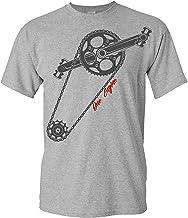 Camiseta de Bicileta: One Engine - Regalo para Ciclistas - Bici - BTT - MTB - BMX - Mountain-Bike - Downhill - Regalos Deporte - Camisetas Divertida-s - Ciclista - Retro - Fixie-Bike Shirt